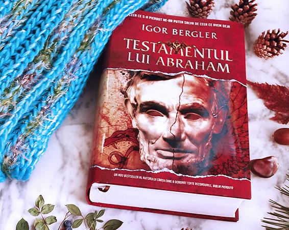 Testamentul lui Abraham - Igor Bergler - review - bookstagram