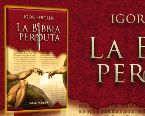 La Bibbia perduta - il giallista - Igor Bergler
