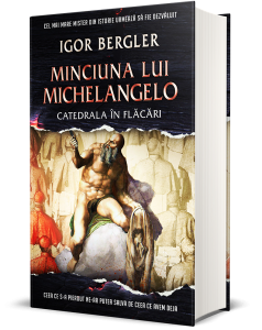 Michelangelo's Lie (The Burning Cathedral)